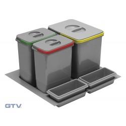 System pojemników na śmieci MULTINO