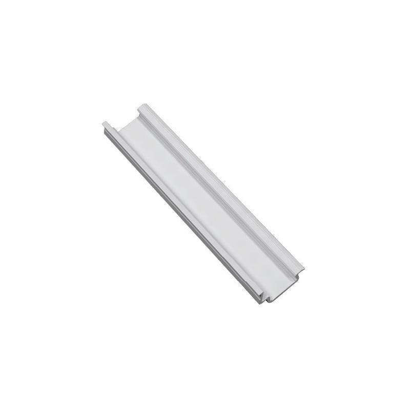 Profil LED GLAX 2m wpuszczany kątowy