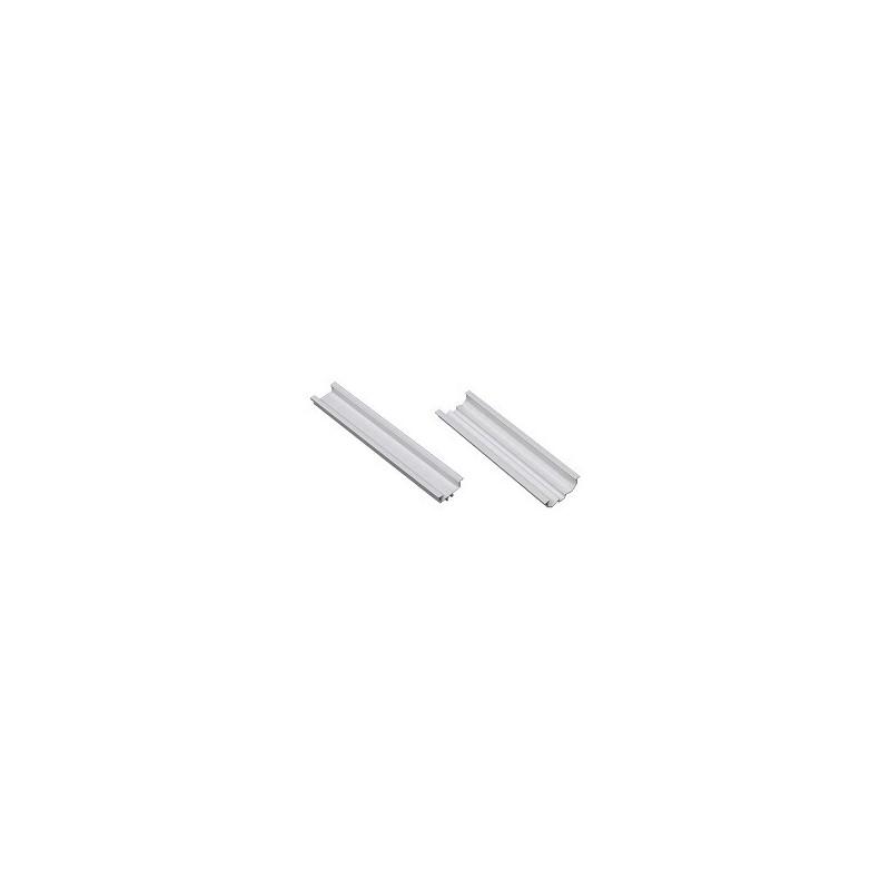 Profil LED GLAX 2m zewnętrzny z regulacją kąta
