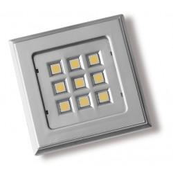LED oprawa kwadratowa VINCENTE