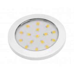 LED Oprawa nawierzchniowa biała LUMINO 1,5W neutra