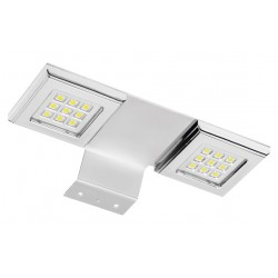 LED oprawa CALDERON 18led chrom