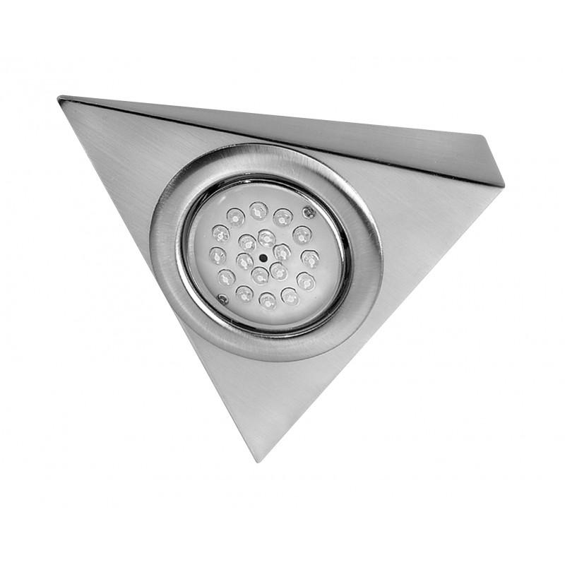 LED trójkąt GTV z wyłącznikiem