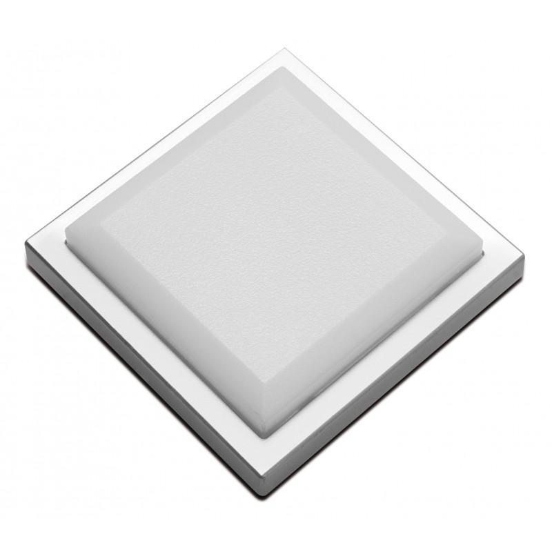LED Oprawa 9led RGB TAVIRA kwadratowa 1,8W/12VDC