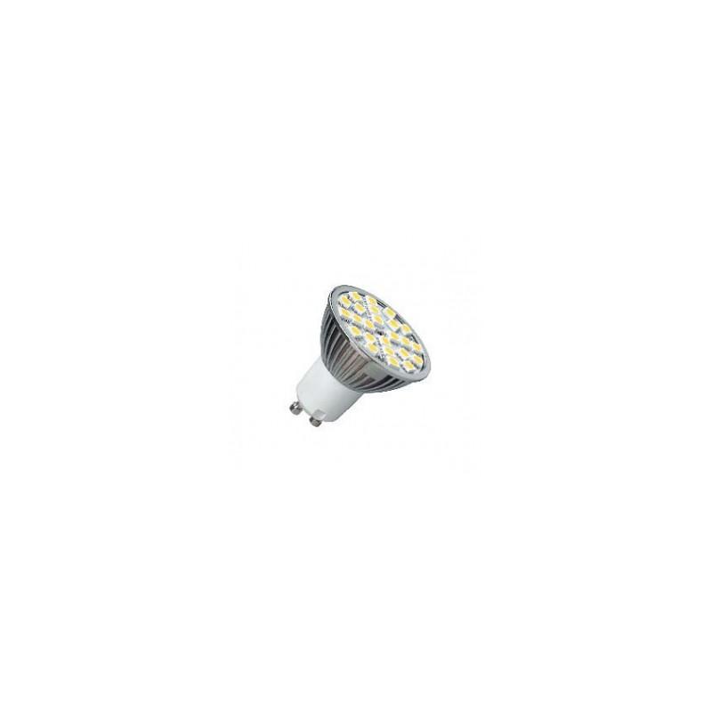 LED żarówka 24 SMD 5050 GU10