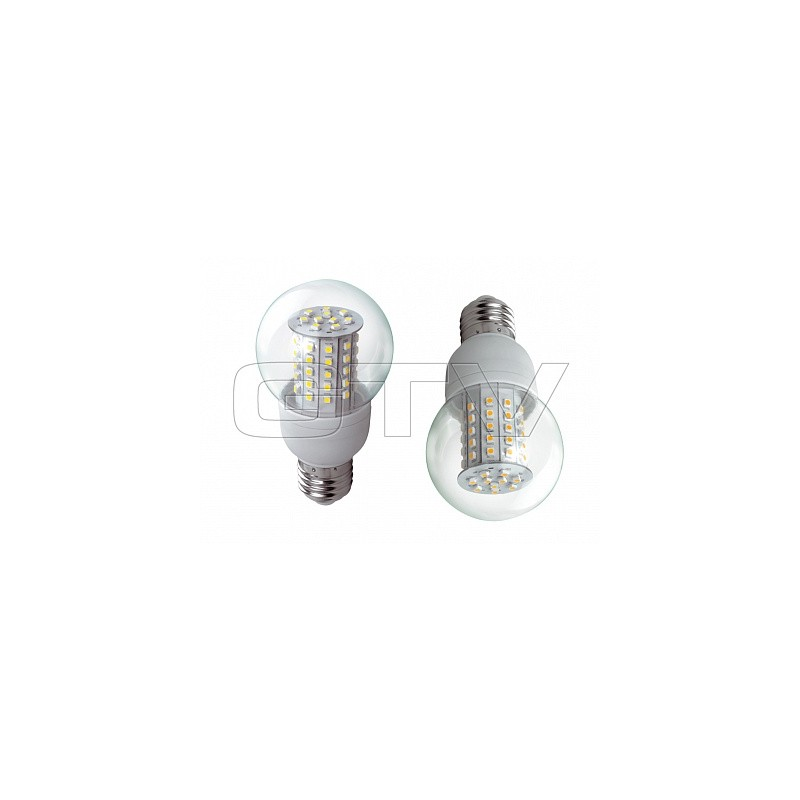 LED żarówka SMD-3528 okrągła E27