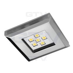 LED oprawa palermo KP 12V 1,8W 6M
