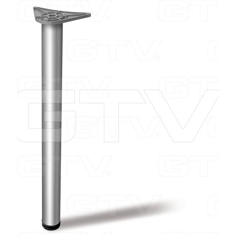 Noga pokrycie aluminium 710x60