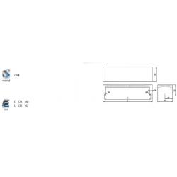 Uchwyt meblowy UZ-92