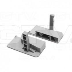 Modern box mocowanie frontu wewnętrznego kwadrat